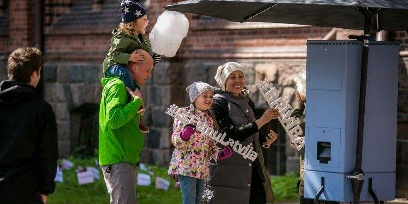 Latvijas valsts simtgades programmas pirmā gada rezultāti