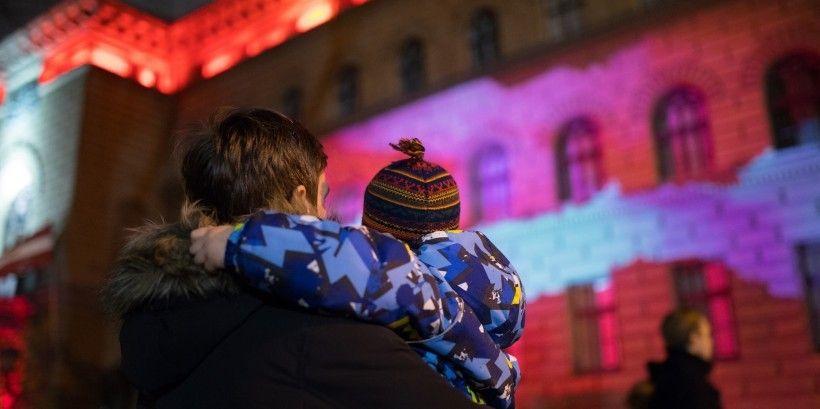 Latvijas valsts simtā dzimšanas diena (PROGRAMMA)